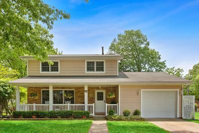 New Buffalo Single Family Home For Sale: 216 S Marshall