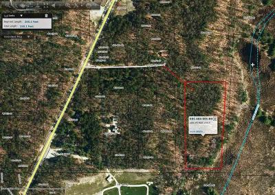 Oceana County Residential Lots & Land For Sale: Topping Avenue