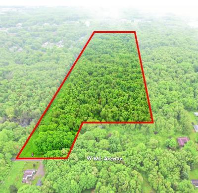Berrien County, Branch County, Calhoun County, Cass County, Hillsdale County, Jackson County, Kalamazoo County, Van Buren County, St. Joseph County Residential Lots & Land For Sale: 7000 W Ml Avenue