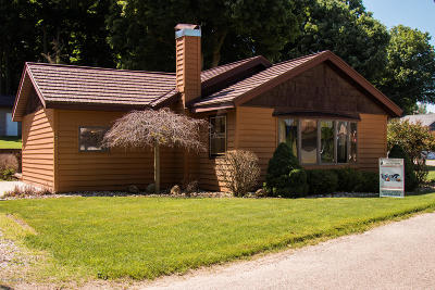 Cass County Single Family Home For Sale: 14885 Birch Lakeshore Drive