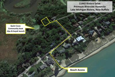 New Buffalo Residential Lots & Land For Sale: 11442 Riviera Drive
