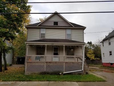 Kalamazoo Multi Family Home For Sale: 138 E Stockbridge Avenue
