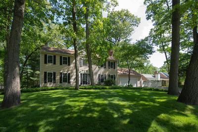 Kalamazoo Single Family Home For Sale: 5396 Colony Woods Drive