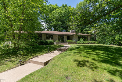 Kalamazoo Single Family Home For Sale: 1324 Long Road