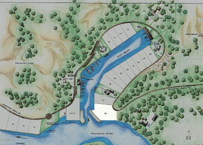Saugatuck, Douglas Residential Lots & Land For Sale: Lot 38 Saugatuck Beach Road