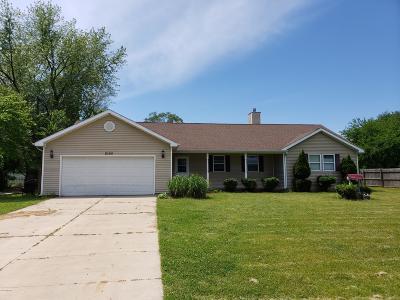 Benton Harbor Single Family Home For Sale: 2180 Joyce Street