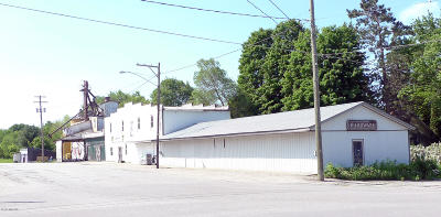 Stanwood Commercial For Sale: 27 Front Street #A