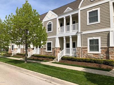 Grand Haven, Spring Lake, Ferrysburg Condo/Townhouse For Sale: 505 Adams Avenue #5