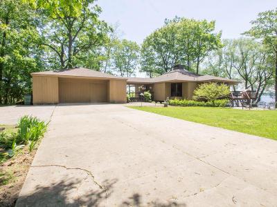 Muskegon Single Family Home For Sale: 300 E Circle Drive
