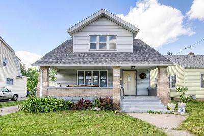 Grand Rapids Single Family Home For Sale: 1011 Burton Street SE
