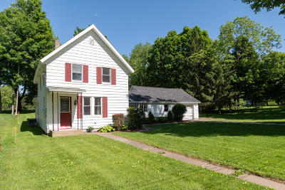 Coloma, Watervliet Single Family Home For Sale: 4535 Douglas Terrace Terrace