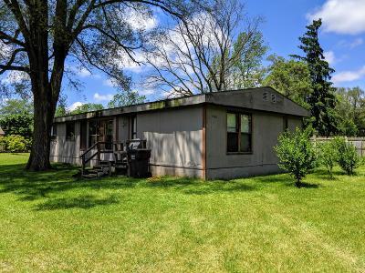 Hamilton Single Family Home For Sale: 3386 46th Street
