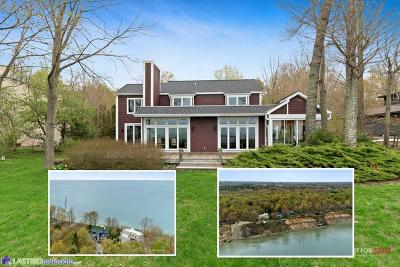 South Haven Single Family Home For Auction: 1232 Shore Crest Drive