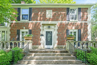 Single Family Home For Sale: 1000 Oakleigh Road NW