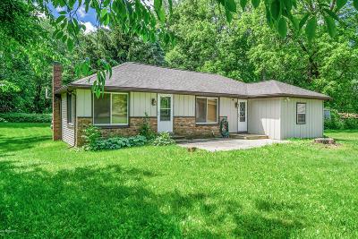 Kalamazoo Single Family Home For Sale: 1597 N 10th Street