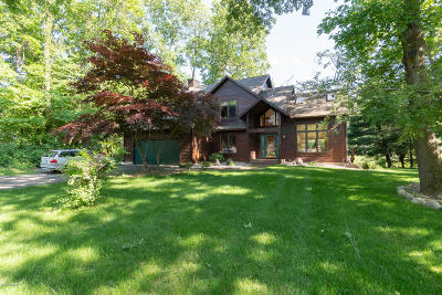 Kalamazoo Single Family Home For Sale: 9607 Autumnwood Circle