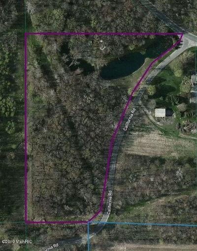 Dowagiac Residential Lots & Land For Sale: California Road