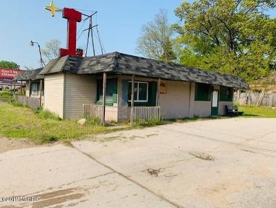 Norton Shores MI Commercial For Sale: $80,000