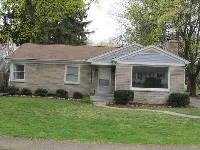 Kalamazoo Single Family Home For Sale: 425 Evelyn Avenue