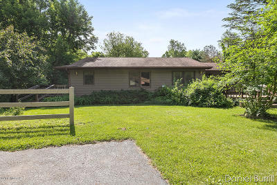 Barry County Single Family Home For Sale: 1600 Stamm Road