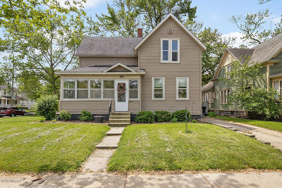 Holland, West Olive, Zeeland Single Family Home For Sale: 60 E 16th Street