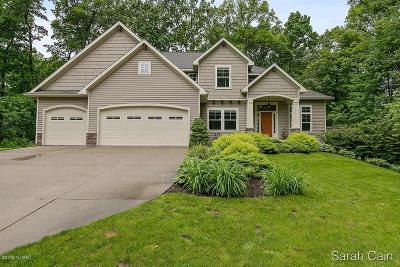 Ada Single Family Home For Sale: 4243 Trail East Drive NE