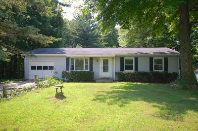 Berrien Center Single Family Home For Sale: 7914 Smith Road