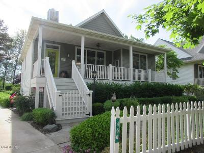 Saugatuck, Douglas Single Family Home For Sale: 460 Summer Grove Drive