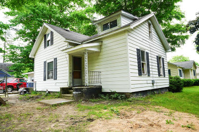 Allegan Single Family Home For Sale: 335 Cherry Street