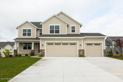 Caledonia Single Family Home For Sale: 8519 Snowy Plover Road