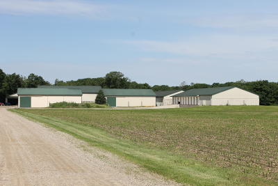 Allegan County Residential Lots & Land For Sale: 4240 20th Street