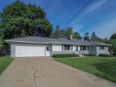 Kalamazoo Single Family Home For Sale: 1615 Marywood Street