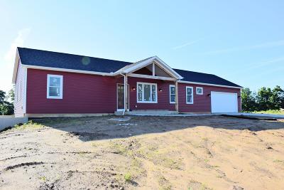 Dowagiac Single Family Home For Sale: Tbd Twin Lakes Road