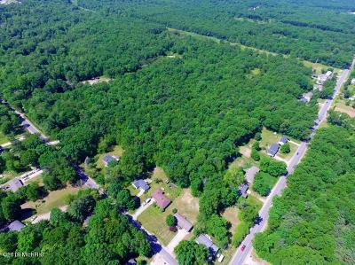 Muskegon Residential Lots & Land For Sale: 2139 N N Getty Street