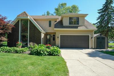Kalamazoo Single Family Home For Sale: 5333 Foxcroft Drive