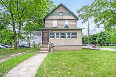 Kalamazoo Single Family Home For Sale: 507 Douglas Avenue