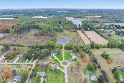 Clinton County, Gratiot County, Isabella County, Kent County, Mecosta County, Montcalm County, Muskegon County, Newaygo County, Oceana County, Ottawa County, Ionia County, Ingham County, Eaton County, Barry County, Allegan County Residential Lots & Land For Sale: 8092 Redfield Ct