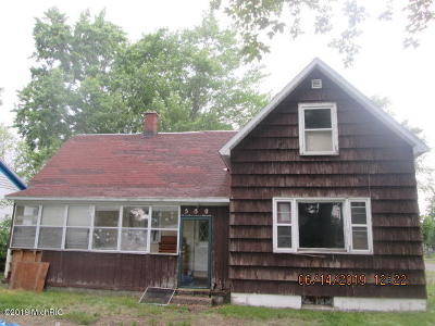 Muskegon Single Family Home For Sale: 530 McLaughlin Avenue