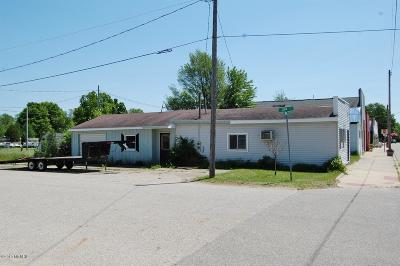 Canadian Lakes Commercial For Sale: 196 W W Main Street