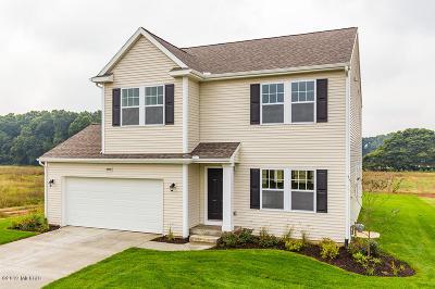 Kalamazoo Single Family Home For Sale: 3670 Liverpool Avenue