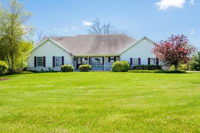 Buchanan Single Family Home For Sale: 1022 E Snow Road