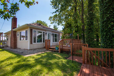 Gobles Single Family Home For Sale: 28332 South Shore Drive