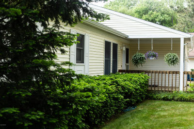 Grand Haven Single Family Home For Sale: 12117 Sandy Woods Drive