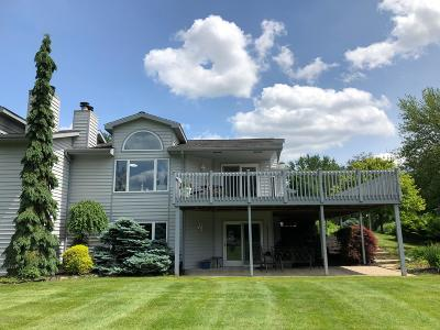 Branch County Condo/Townhouse For Sale: 288 Country Club Drive