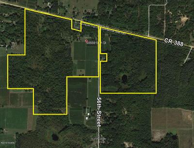 Van Buren County Single Family Home For Sale: 3550 56th
