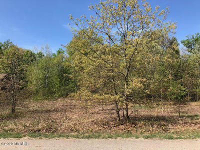Allegan County, Barry County, Clinton County, Eaton County, Gratiot County, Ingham County, Ionia County, Isabella County, Kent County, Mecosta County, Montcalm County, Muskegon County, Newaygo County, Oceana County, Ottawa County Residential Lots & Land For Sale: 2910 Peach Creek Lane