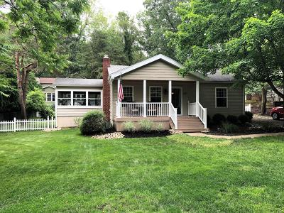 Michiana Shores Single Family Home For Sale: 327 Oakland Drive