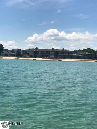 Benzie County, Charlevoix County, Clare County, Emmet County, Grand Traverse County, Kalkaska County, Lake County, Leelanau County, Manistee County, Mason County, Missaukee County, Osceola County, Roscommon County, Wexford County Condo/Townhouse For Sale: 12677 N Marina Village Drive