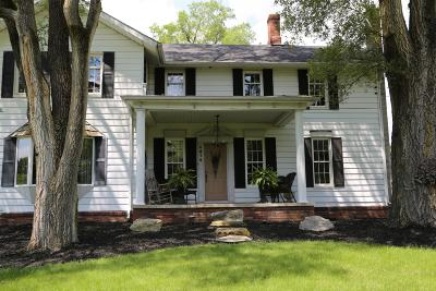 Pittsford Single Family Home For Sale: 4874 S Pittsford Road