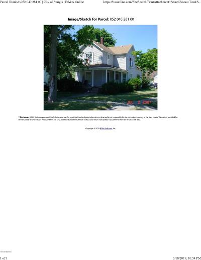 Multi Family Home For Sale: 212 N Clay Street